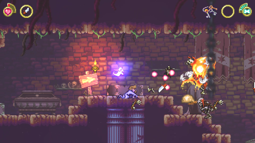 Battle Princess Madelyn meniac recensione 3