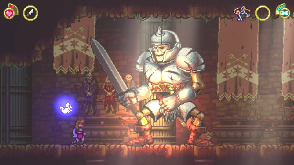 Battle Princess Madelyn meniac recensione 5