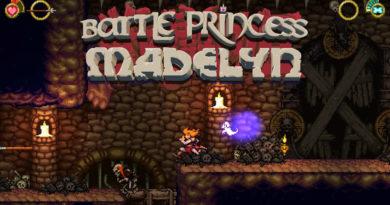 Battle Princess Madelyn Meniac news 1