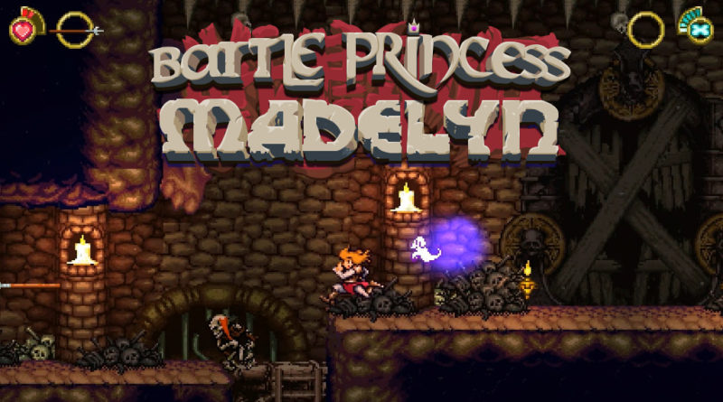 Battle Princess Madelyn Meniac news 1