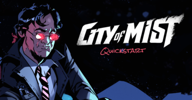 City of Myst Quickstart RPG meniac news