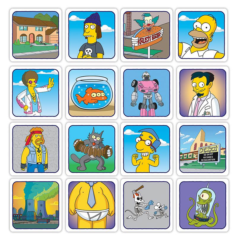 Codenames The Simpsons meniac news