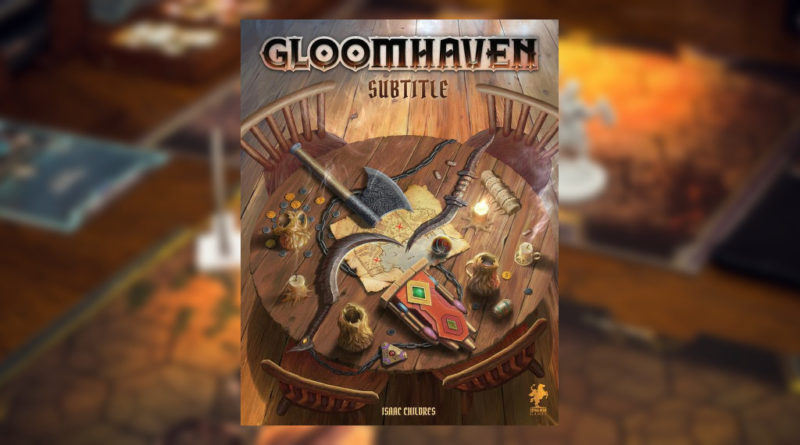 Gloomhaven Subtitle meniac news