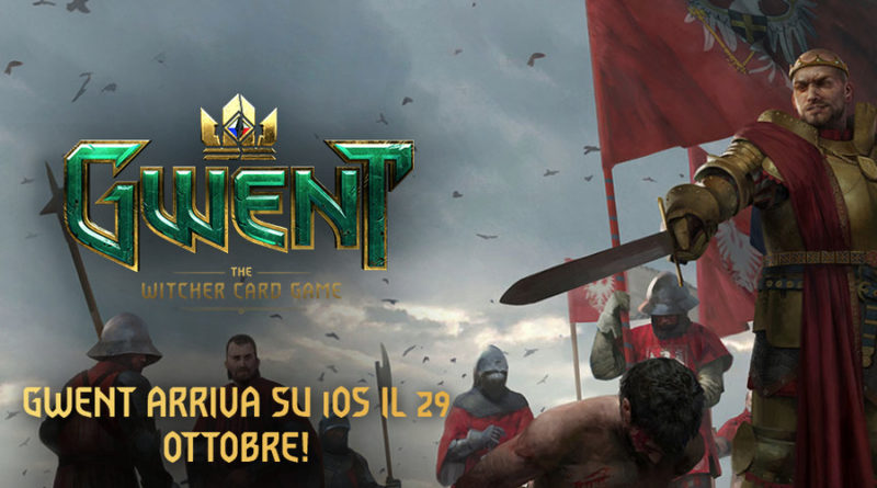 Gwent iOS mobile meniac news closed beta