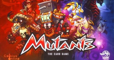 Mutants The Card Game meniac recensione