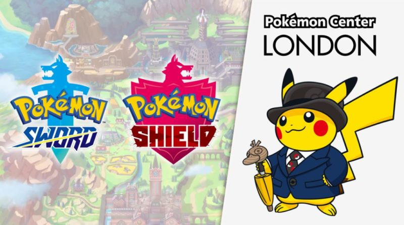 Pokémon Center temporaneo a Londra meniac news