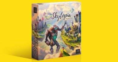 Skytopia boardgame meniac news