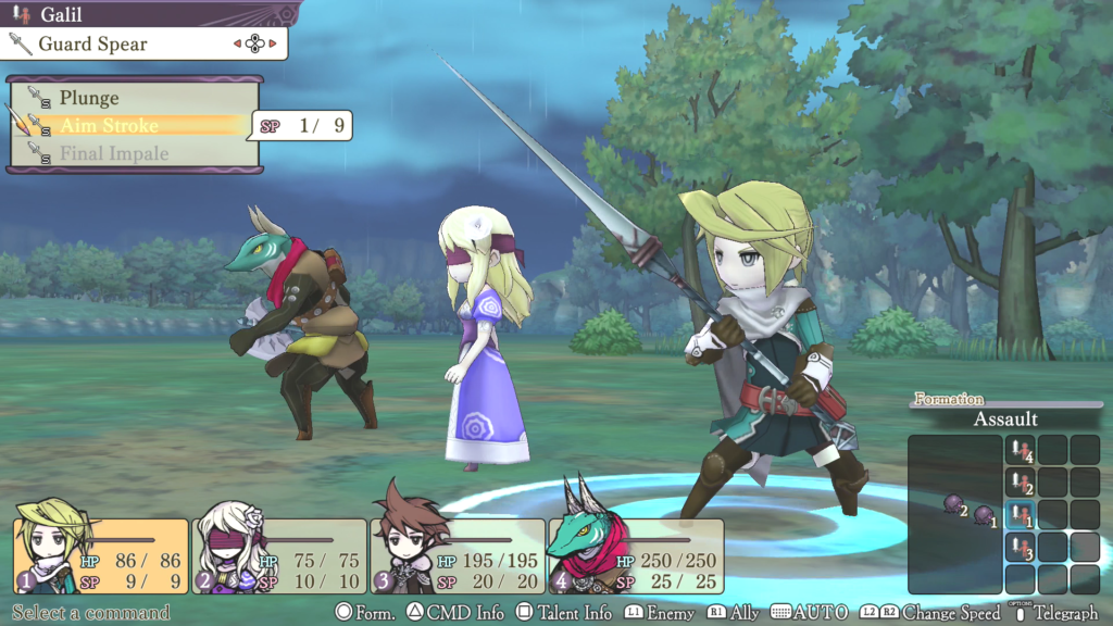 The Alliance Alive HD remastered meniac recensione 4