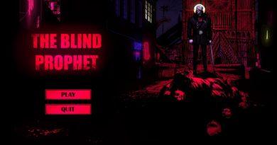 The Blind Prophet demo meniac anteprima
