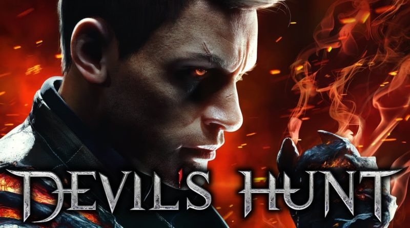 devils hunt meniac review cover