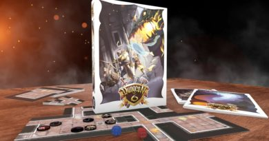 dungeon 6 kickstarter campagna meniac news 1