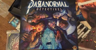 paranormal detectives meniac recensione