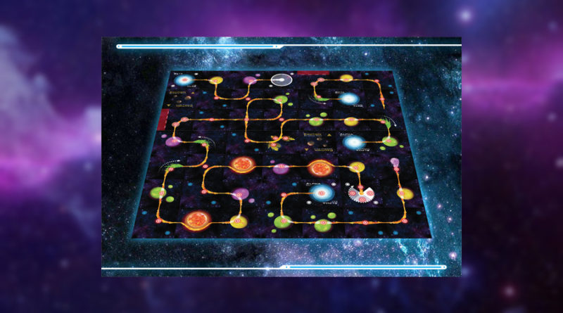 space chase boardgame meniac news