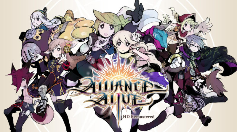 the alliance alive hd remastered meniac recensione cover