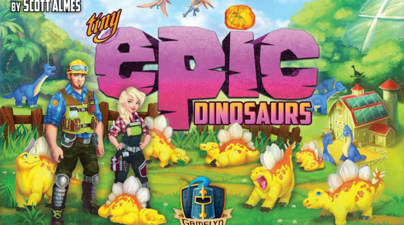 tiny epic dinosaurs meniac news