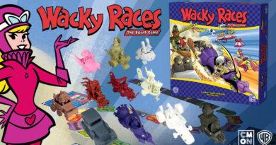 wacky races meniac news