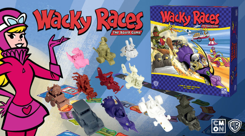 wacky races meniac news