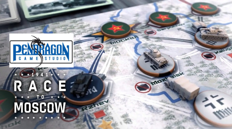 1941 race to moscow pendragon game studio meniac news