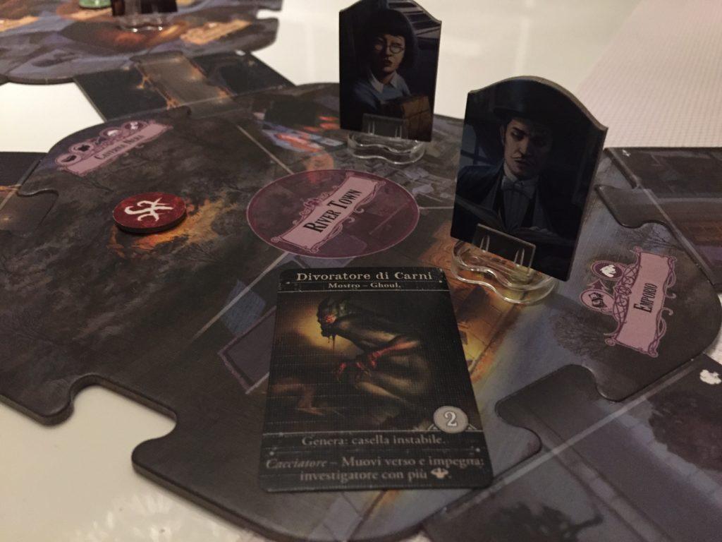 Arkham Horror Terza Edizione recensione Meniac 11