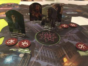 Arkham Horror Terza Edizione recensione Meniac 2