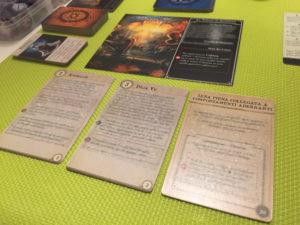 Arkham Horror Terza Edizione recensione Meniac 3