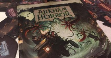 Arkham Horror Terza Edizione recensione Meniac