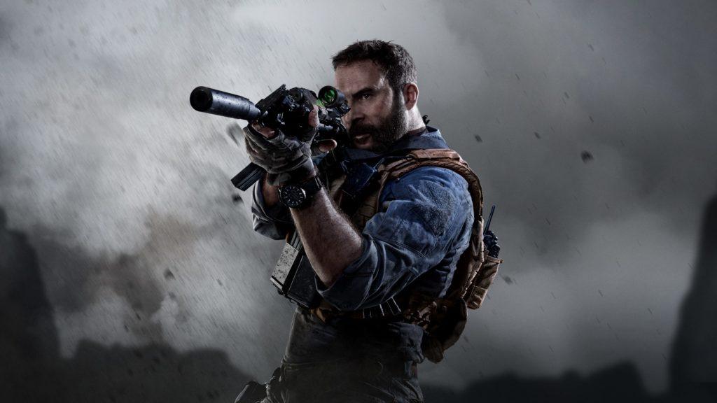 Call of Duty Modern Warfare meniac 7
