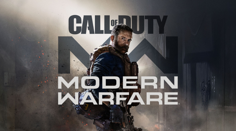Call of Duty Modern Warfare meniac recensione cover 1