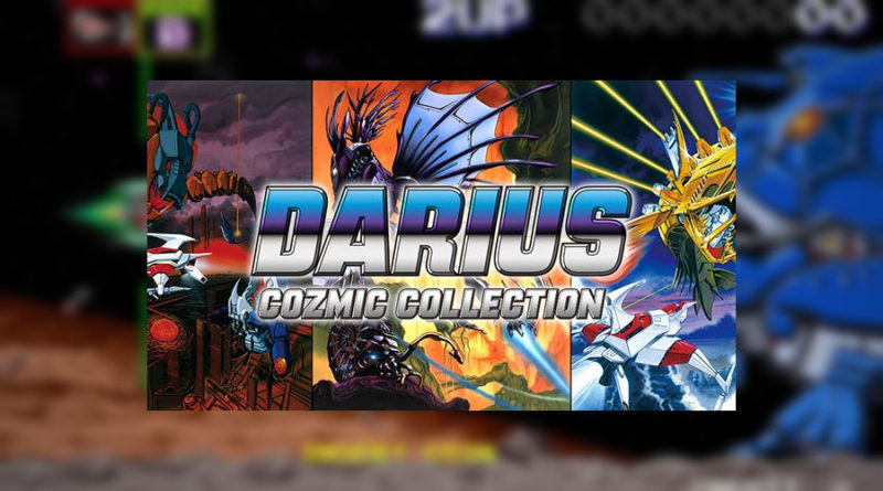 Darius Cozmic Collection meniac news