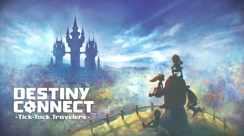Destiny Connect Tick Tock Travelers meniac recensione 1
