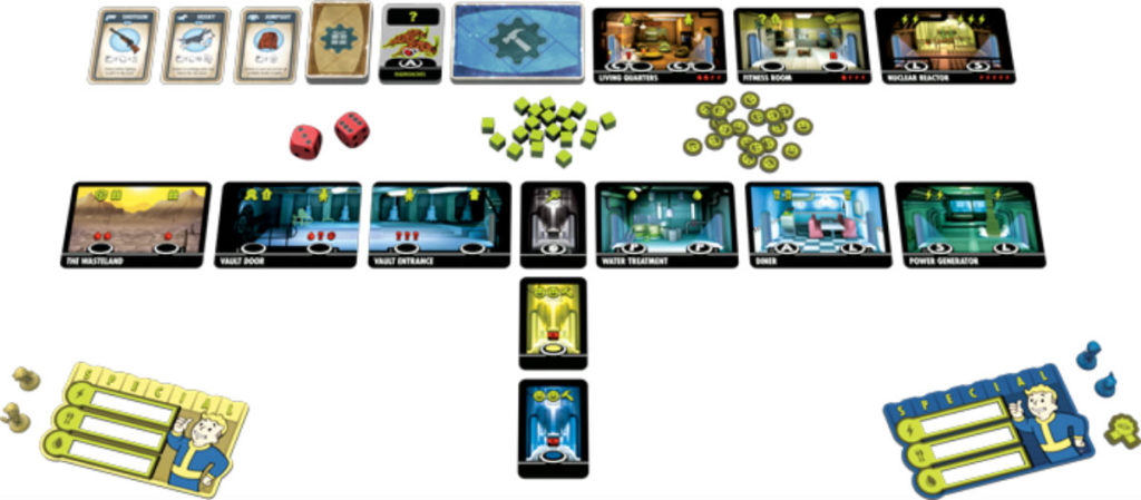 Fallout Shelter The Board Game meniac news 1