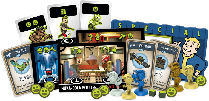 Fallout Shelter The Board Game meniac news 2