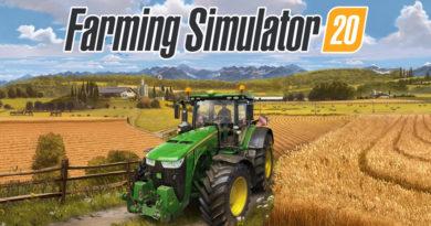 Farming Simulator 20 nintendo switch mobile meniac news