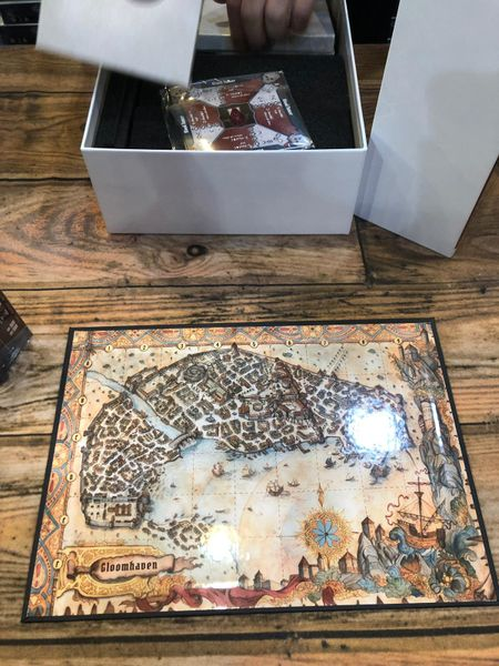 Gloomhaven jaws of the lion meniac news 1