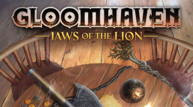 Gloomhaven jaws of the lion meniac news