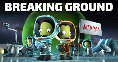 Kerbal Space Program Breaking Ground Meniac news
