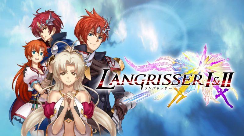 Langrisser I & II meniac news