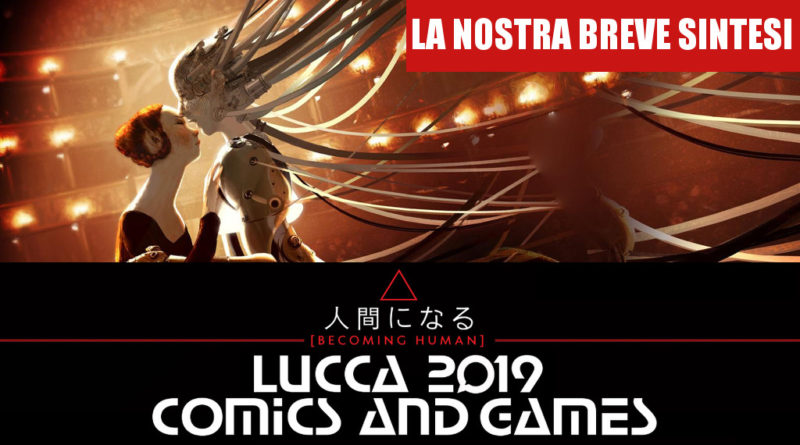 Lucca Comics & Games 2019 meniac sintesi report