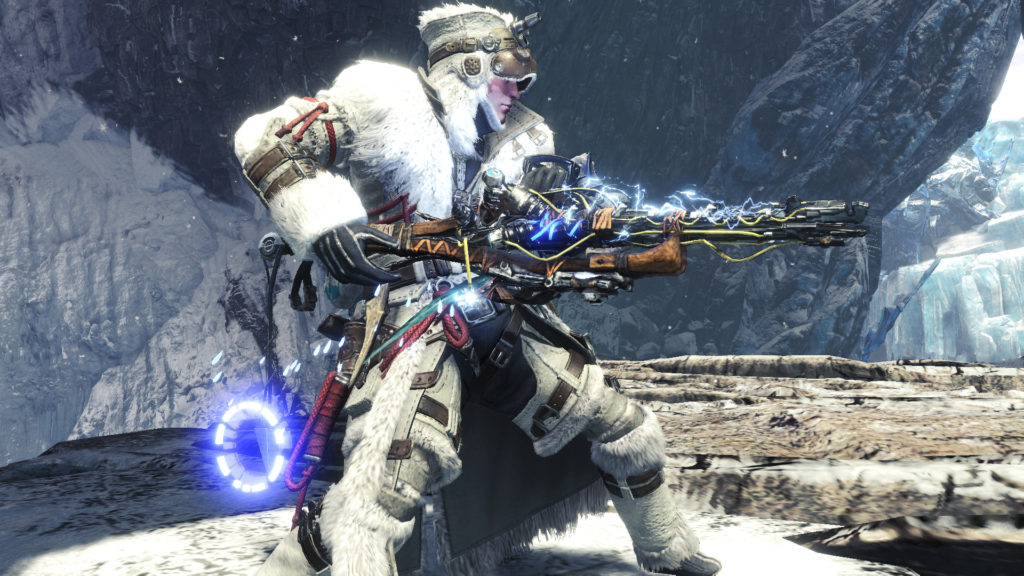 Monster Hunter World Iceborne Horizon Zero Dawn Meniac news