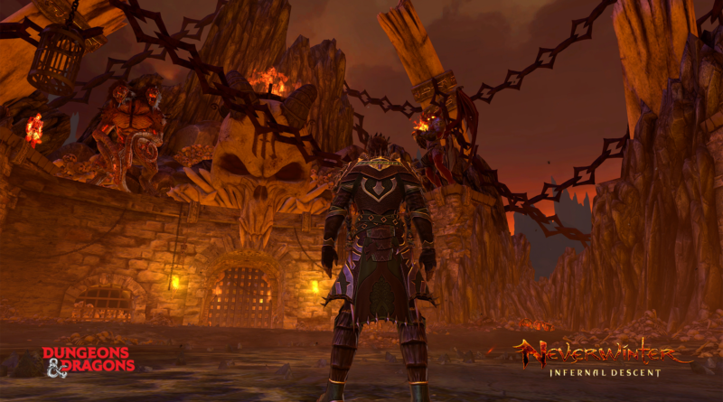Neverwinter Infernal Descent meniac news 1