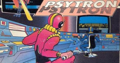 Psytron meniac review cover