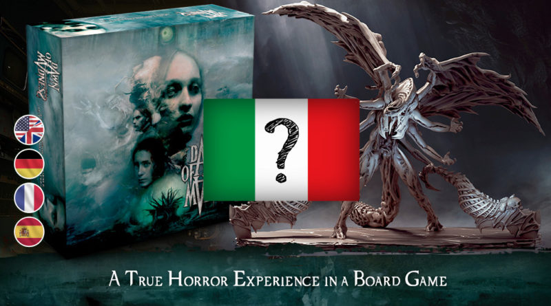 dawn of madness italiano form meniac news