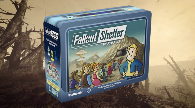 fallout shelter the board game meniac news cover