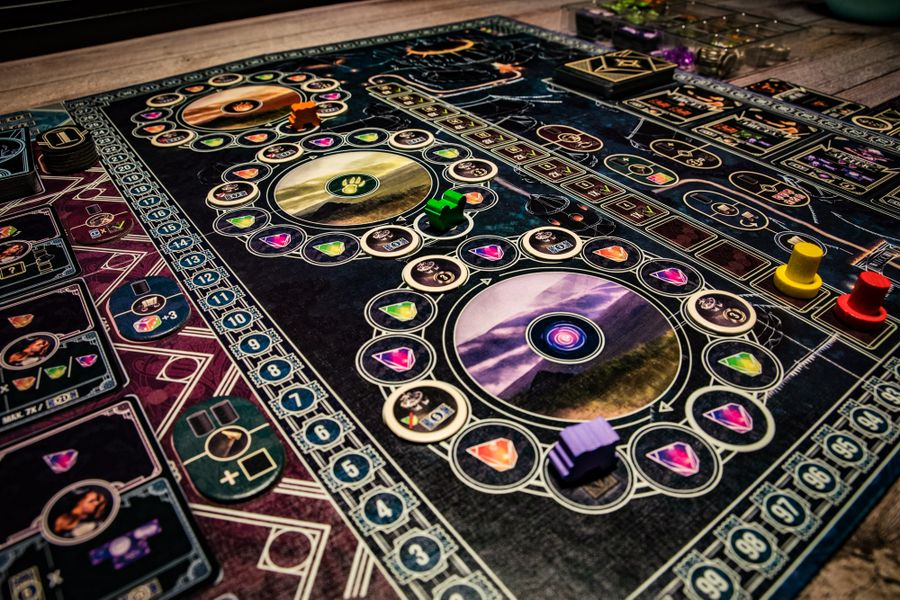 the magnificent boardgame meniac news 1