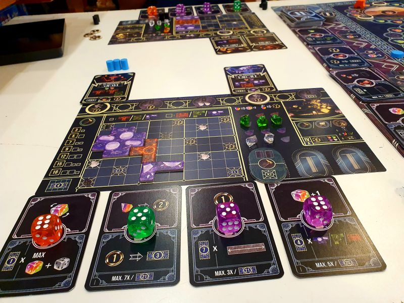 the magnificent boardgame meniac news 3