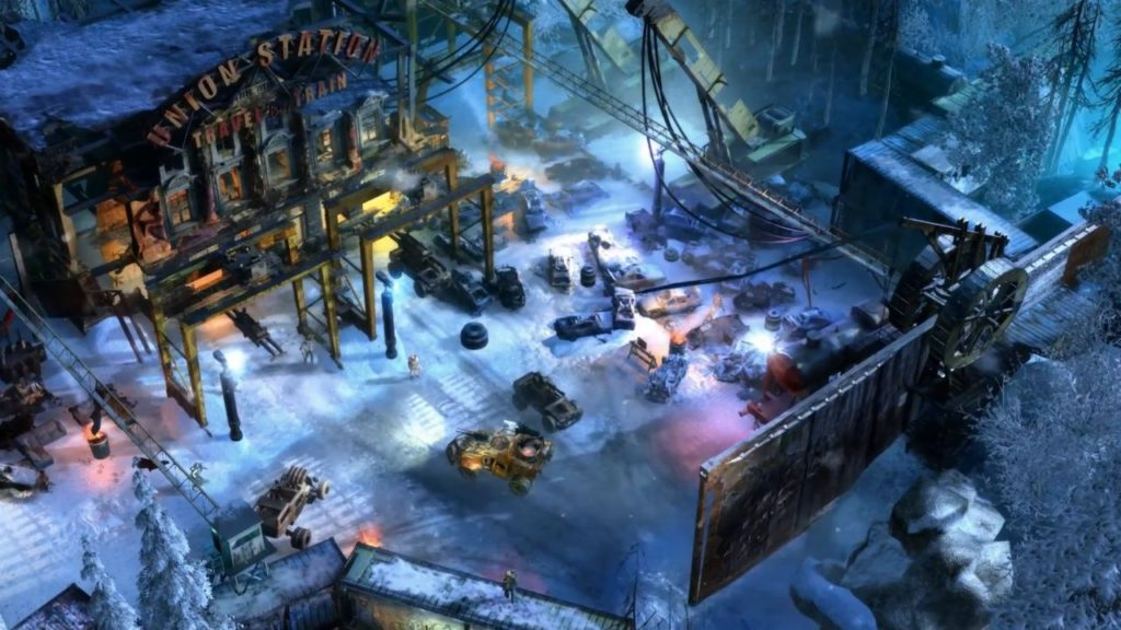 wasteland 3 meniac news 2