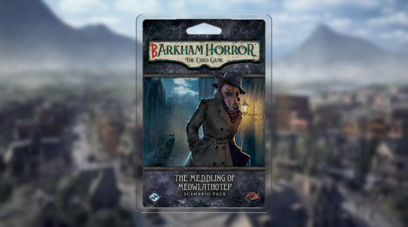 Barkham Horror meniac news cover