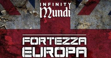 Infinity Mundi Fortezza Europa londra. meniac news