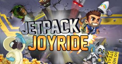 Jetpack Joyride boardgame meniac recensione