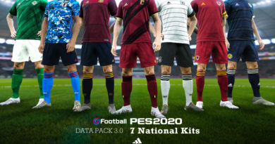 data pack 3.0 efootball pes 2020 meniac news 1
